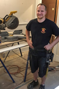 Brandon Ramsel., Carpenter at Legacy Restorations Inc.