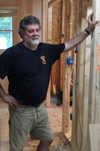 Ed Alwine, Lead Carpenter, Legacy Restorations Inc.