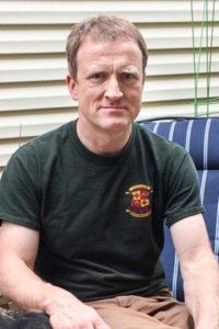 Lawrence Worthington, Lead Carpenter, Legacy Restorations Inc.