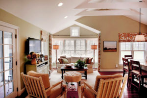 A live-in renovation by Legacy Restorations
